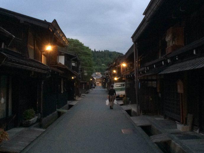Takayama Night